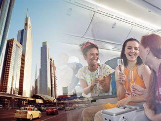 British travellers warn drinking alcohol on flights to Dubai