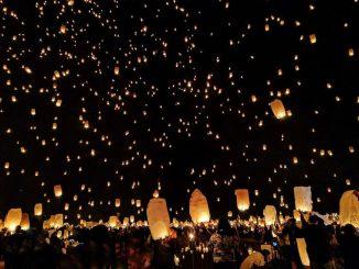 World's biggest lantern festival Dubai